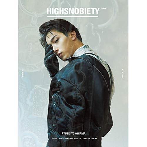HIGHSNOBIETY JAPAN ISSUE 05 表紙画像