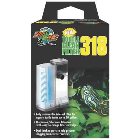 (Zoo Med Turtle Clean Filter)
