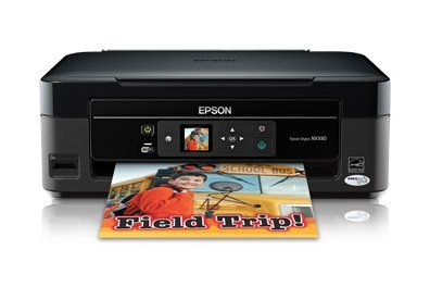 Epson Stylus NX330 Small-In-One Printer/Copier/Scanner