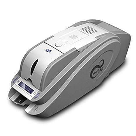IDP smart-50d doble cara impresora de tarjetas con USB ...