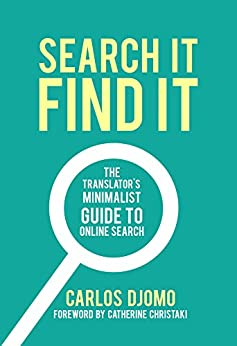 Search It, Find It Book by Carlos Djomo