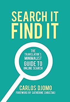 Search It, Find It Book by Carlos Djomo