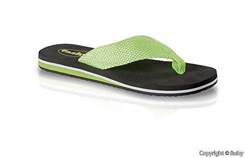 fashy - zapatillas de punta Niñas Verde - verde