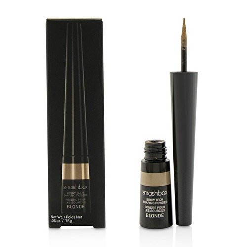 - Smashbox Brow Tech Shaping Powder, Blonde, 0.03 Ounce