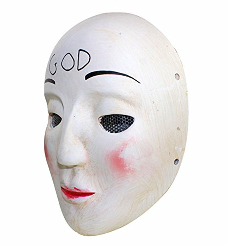 Gmasking The Purge Anarchy James Sandin God Wire Mesh Airsoft Cosplay (The Purge Girls)