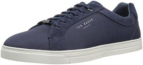 Ted Baker Men's Klemes Sneaker, Dark Grey, 9 D(M) US (Ted Baker Blue Shoes)