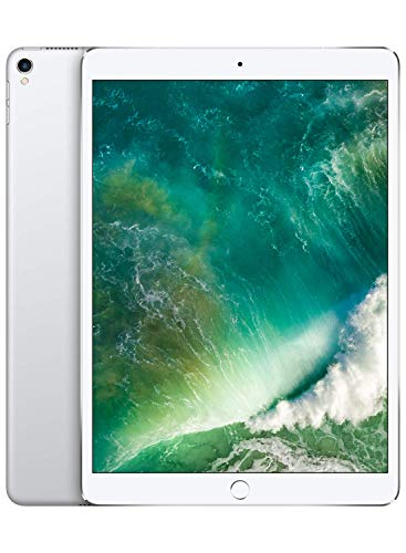 Apple iPad Pro (10.5-inch, Wi-Fi + Cellular, 64GB) - Silver (Previous Model)