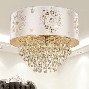 Lustre en cristal lampe du salon de la chambre moderne à la mode ...