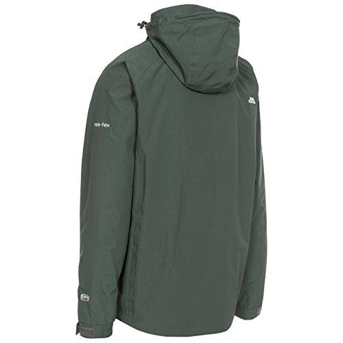 Nascosto outdoor Giacca Rain Ii Impermeabile Con Edwards Olive Trespass Cappuccio 8fXaq4