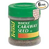 Spice Whole Caraway Seed .8OZ (Pack of 12)