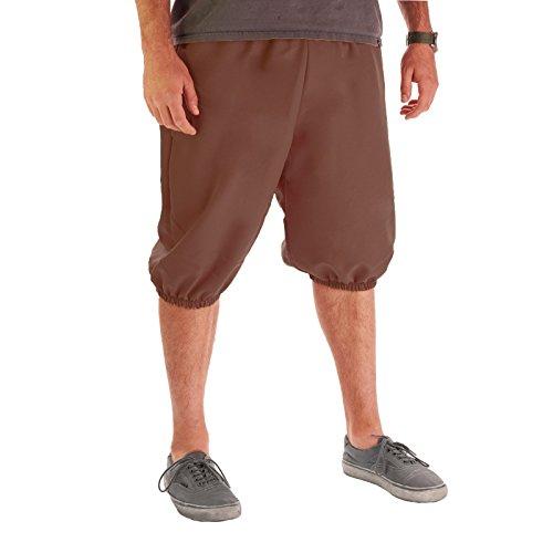 Men's Knickers Pants Brown (Large/XL)]()