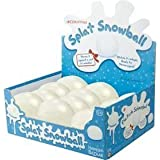Splat Snowball Christmas Novelty (one supplied)