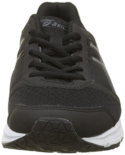 Homme Running black carbon Ascis white Noir 9097 9 Noir Chaussures De Patriot fF4XqwCA