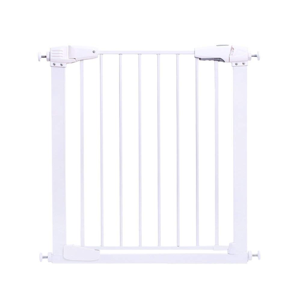 Huo Baby Gate Extending Metal Safety Gate (Push to Shut/Easy Close) (Size : 132-138cm)