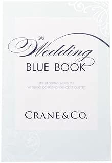 product image for Crane & Co. Crane's Wedding Blue Book (CA9001A)