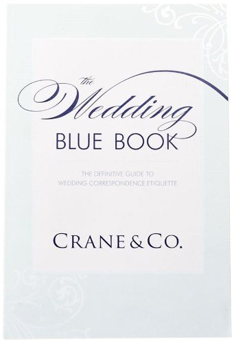 Crane & Co. Crane's Wedding Blue Book (CA9001A)