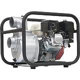 NorthStar Semi-Trash Pump - 3in. Ports, 15,850 GPH, 3/4in. Solids Capacity, 160cc Honda GX160 Engine