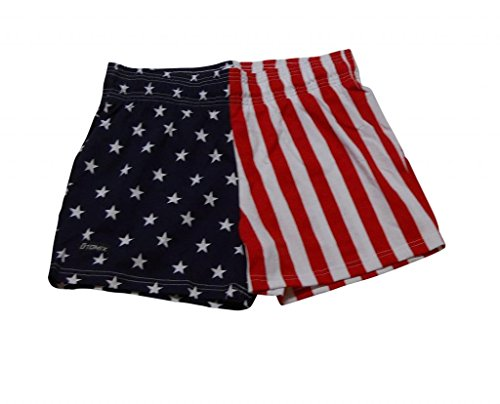 Otomix American Flag WorkOut Shorts-L