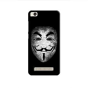 Cover It Up - Vendatta Mask Fade Redmi 4A Hard Case
