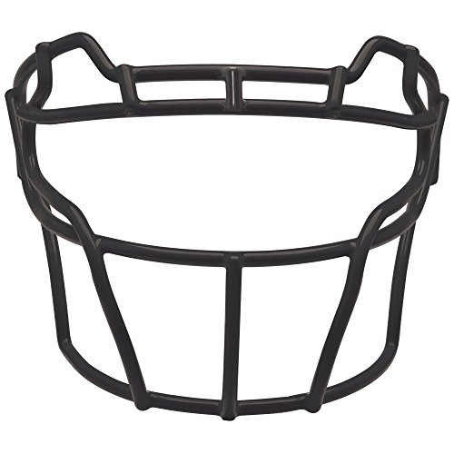 - Schutt Sports Vengeance Youth Facemask for Vengeance Football Helmets, V-EGOP-YF, Black