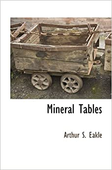 Book Mineral Tables