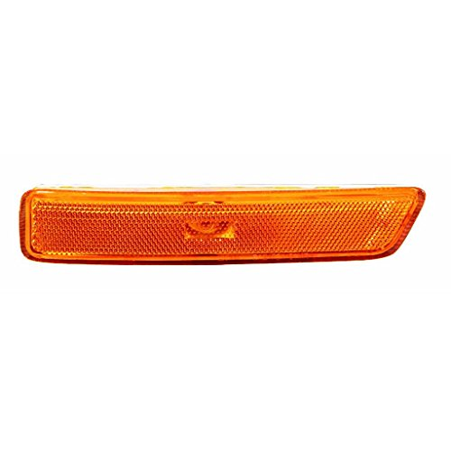 Mountaineer Side Marker Mercury - CarLights360: Fits 2002-2010 Mercury Mountaineer Side Marker Light Assembly Driver Side (Left) NSF Certified w/Bulbs - Replacement for FO2550140