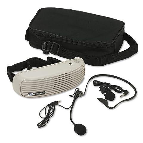 APLS206 - Beltblaster Personal Waistband Amplifier - Amplivox Personal Amplifier