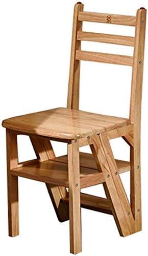 XIN Escaleras multiusos para niños Taburete con peldaño Taburete con peldaños multifunción para interiores Taburete con escalera de madera maciza, Taburete con peldaños Taburete con peldaños para coc: Amazon.es: Bricolaje y herramientas