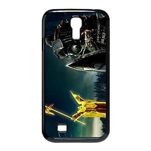 Dark Souls Funda Samsung Galaxy S4 9500 Funda Caja del teléfono celular Negro M1D5GV