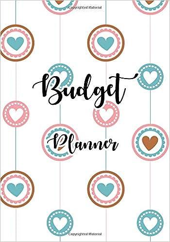 amazon budget planner weekly expense tracker bill organizer