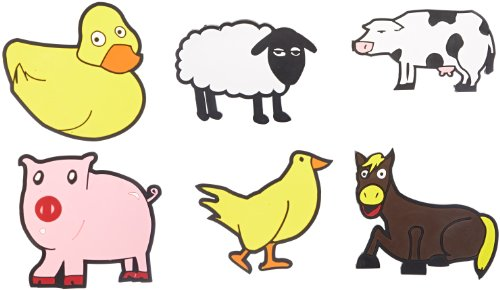 Poly Farm Animal - 1