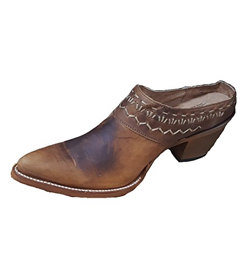 Corral Boots Women's Q5028 Brown 11 B US B (M)