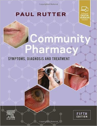 Community Pharmacy: Symptoms, Diagnosis and Treatment, 5th Edition - Original PDF