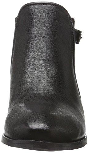 Buffalo London 30811 Lavato Ante, Zapatillas de estar Por Casa Para Mujer Negro