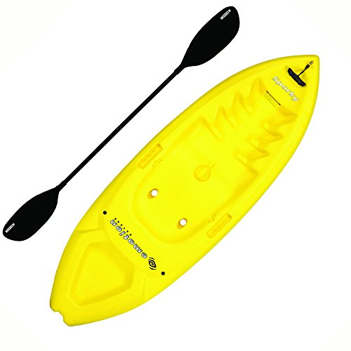 Emotion Sparky Youth Kayak, 6 Feet