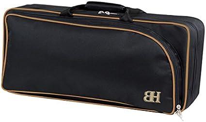Ortola HB400 - Estuche gaita, color negro y rojo: Amazon.es: Instrumentos musicales