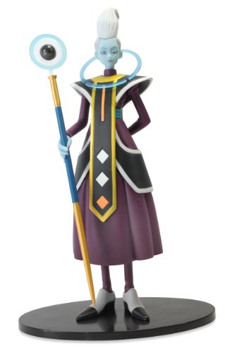 Banpresto 48754 Dragon Ball Z Battle of The Gods Whis Figure, 7