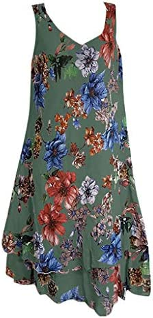 Tianjinrouyi Dress Womens Midi Dress Ruched Club Party Camis Dress Beach Sundress