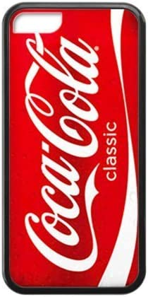Diycasestore Red Soda Style Coca Cola Iphone 5c Hard Case Cover Protector Christmas Gift Idea Amazon Co Uk Electronics