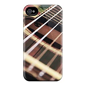 Acoustic Guitar Case Compatible With For Apple Iphone 5/5S Case Cover popular Protection Case