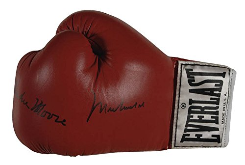 "Muhammad ""The Greatest"" Ali – Boxing Glove Signed co-signed By: Archie Moore"