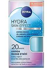 Nivea Hydra Skin Effect 20 Saniye Anında Maske 100 ml 1 Paket (1 x 100 ml)