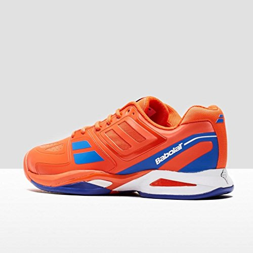 BABOLAT Propulse Team All Court Schuhe Herren, Rot, 43