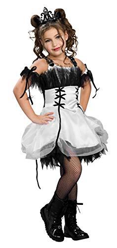 Gothic Ballerina Costume - -