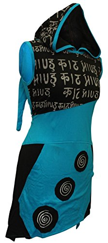SHOPOHOLIC FASHION - Vestido - para mujer turquesa