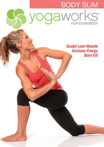 Yogaworks  Body Slim  Dvd