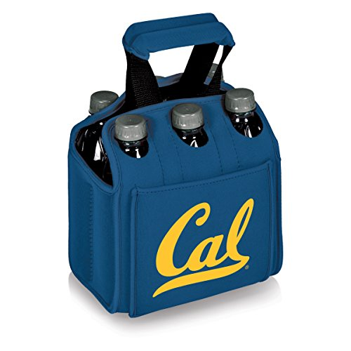 Cooler Berkeley (PICNIC TIME NCAA California Golden Bears Six Pack Cooler Tote)