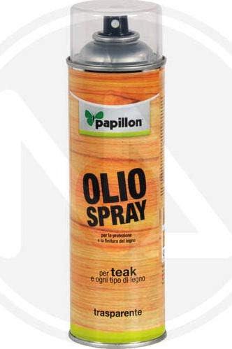 Teak - Aceite revitalizante para madera en spray, 500 ml, para ...