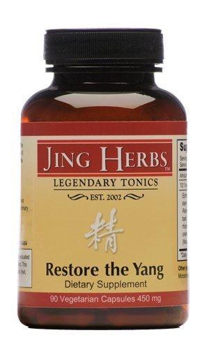 Jing Herbs Restore The Yang 90 Capsules