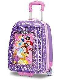 Kids' Disney Hardside Upright Luggage, Princess 2, Carry-On 18-Inch
